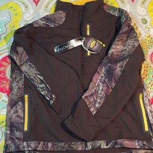 Hunting Jacket 2xl scent inhibitor Camo Men's